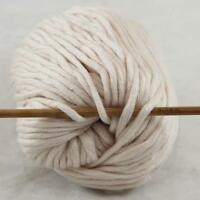 Sale Lot 1ball x50g Soft Worsted Cotton Chunky Bulky Hand Knitting Quick Yarn 31