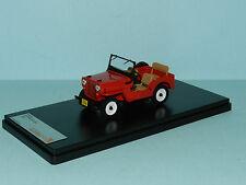 Premium X 1/43 Jeep Willys CJ3B 1953  Red MiB