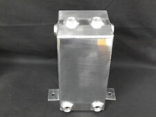 FUEL SURGE TANK 4 LITRE ALUMINIMUM POLISHED