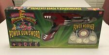 Mighty Morphin Power Rangers Original Power morpher Power Gun Sword Sealed