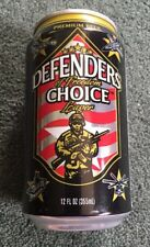 DEFENDERS OF FREEDOM CHOICE LAGER B/O can JGS SALES INC LACROSSE WI