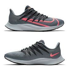 Nike Zoom Rival Fly Women's Running Training Athletic Shoe Grey Pink CD7287-002