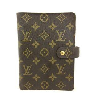 Louis Vuitton Monogram Agenda MM Notebook Cover /C1152