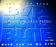 """12"""" - BAD BOYS BLUE - HOLD YOU IN MY ARMS (PROMO) MINT, LISTEN, NUEVO OYELO"""