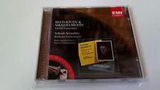 """YEHUDI MENUHIN FURTWÄNGLER""""BEETHOVEN & MENDELSSOHN VIOLIN CONCERTOS"""" CD 6 TRACKS"""