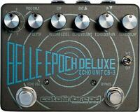 Catalinbread Belle Epoch Deluxe Tape Echo Delay Guitar Effects Pedal FREE 2DAY