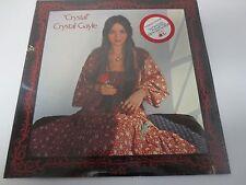"CRYSTAL GAYLE ~""CRYSTAL""~Factory Sealed Vinyl LP Record"