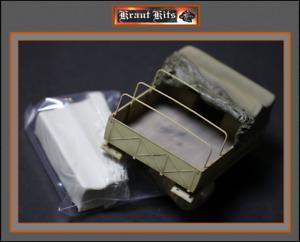 1 35 Kraut-Kits FAMO Rear Tarp - Half Opened - NEW!!!!