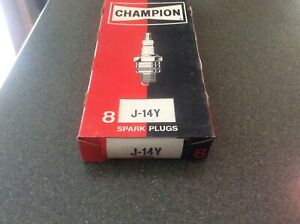 Old Stock Champion Spark Plugs 1966 1967 Dodge Plymouth 318