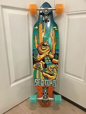 Sector 9 Tempest complete longboard skateboard cruiser