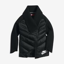 Nike Sportswear Tech Fleece Aeroloft Cape Sz: Girls M 806397-010 Retail: $300.00