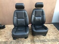 CADILLAC ESCALADE ESV GMC OEM FRONT INTERIOR CHAIR POWER LEATHER SEATS SEAT