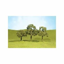 "32107 Bachmann SceneScapes 2-2.75"" Walnut Trees (Pack of 4) Layouts & Dioramas"