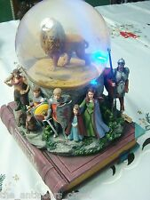 The Chronicles of Narnia  Snow Globe by Disney, Musical box, lights & movement[8