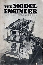 January The Model Engineer Weekly Craft Magazines