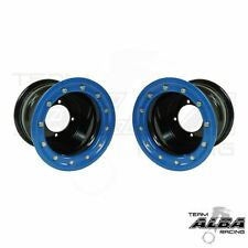 Suzuki LTZ 400 LTR 450  Rear Wheels  Beadlock  9x8  3+5  4/110  Alba Racing  B/L
