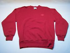 """Vintage Jerzees Active Wear Casual Crewneck """"Chevrolet"""" Sweater Men's Size M"""
