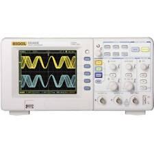 Rigol ds1052e oscilloscopio digitale 50 mhz 2 canali 500 msa/s 512 kpts 8 bit