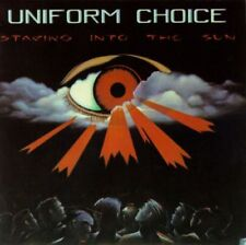 Uniform Choice - Staring into the Sun - audio cassette tape