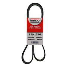 BANDO 8PK1740 K080685 Serpentine Belt-Rib Ace Precision Engineered VRibbed Belt