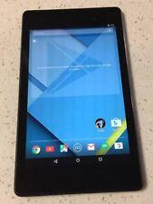 Asus Google Nexus 7 (2nd Generation) 16GB Wi-Fi 7in Tablet- Black#011-3M
