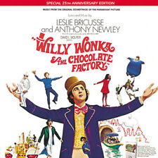 Willy Wonka & The Chocolate Factory - 25th Anniversary Edition - Leslie Bricusse