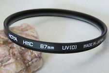 67mm Hoya HMC UV(O) Filter - Great Quality + Free UK Postage