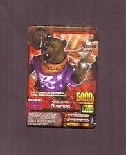 Animal Kaiser Evo 4 Goemon Gold Rare