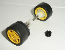 Scalextric - W8705 Yellow Ford Falcon Rear Axle - NEW