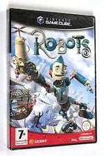 Gioco Nintendo Gamecube NGC ROBOTS Sierra 2005 NUOVO