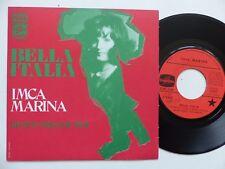 IMCA MARINA Bella Italia 2C006 24857 Pressage France RRR