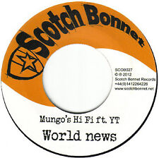 Mungo's Hi-Fi : World News/Wicked Tings a Gwaan VINYL (2017) ***NEW***
