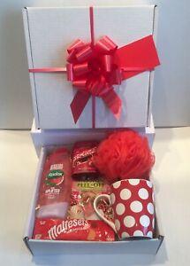 Ladies Gift Hamper for Her Birthday Gift Basket for Mum Wife Friend Girlfriend