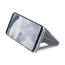 Samsung Silver Mobile Phone Flip Cases