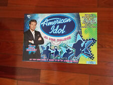 American Idol Board Game All Star Challenge with DVD