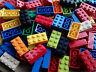 100 2X4  LEGO BRICKS  JOBLOT NEW