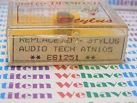 NEEDLE REPLACES AUDIO TECHNICA ATN105  / ES1251 / 1 PIECE (qzty)