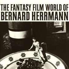 Herrmann,bernard - Fantasy Film World Of Bern,the NEW CD