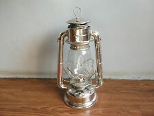 Rare vintage DIETZ brand kerosene brass lantern of 50's made in New York U.S.A.