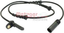 METZGER Sensor Raddrehzahl ABS Sensor Hinten 0900909