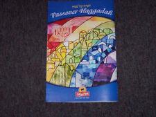 NEW SET OF 24 MATCHING PASSOVER HAGGADAH  SHOPRITE  2012 ENGLISH / HEBREW