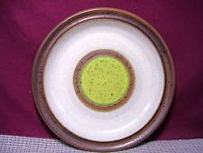 Denby China Potter's Wheel Gold Pattern Dinner Plate