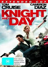 Knight And Day (DVD, 2010) Tom Cruise, Cameron Diaz, Gal Gadot, Maggie Grace