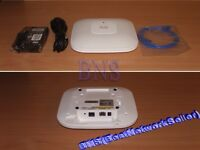 Cisco Aironet AP1142 AIR-AP1142N-E-K9 wireless dual-band 802.11n Access Point
