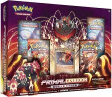 Pokemon Primal Reversion Primal Groudon Collection