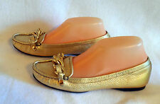 Style & Co Ladies Phyllicia size 7 leather Loafers Shoes L301