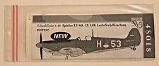 Dutch Decal 1/48 Spitfire LF Mk.IX LSK. Postwar. 48018