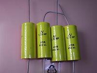 Mkp capacitors 3.3uf 400vdc 10/% rm39mm 1.70mkp 4pcs Arcotronics