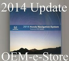 2014 Update 2007 to 2011 Honda CRV Fit Element Insight Hybrid Navigation DVD Map