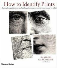 How to Identify Prints by Bamber Gascoigne (2004, Paperback, Revised)